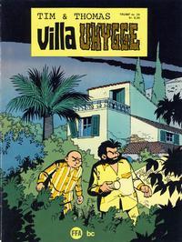 Cover Thumbnail for Trumf-serien (Forlaget For Alle A/S, 1973 series) #24 - Tim og Thomas