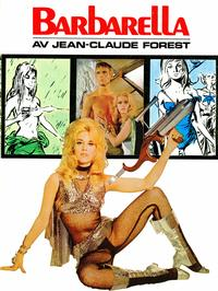 Cover Thumbnail for Barbarella (Semic, 1969 series)