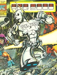 Cover Thumbnail for The Complete Rog 2000 (Pacific Comics, 1982 series)