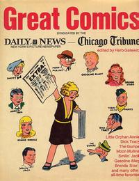 Cover Thumbnail for Great Comics Syndicated by The Daily News and Chicago Tribune (Crown Publishers, 1972 series) #[nn]