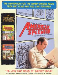 Cover Thumbnail for American Splendor (Random House, 2003 series)
