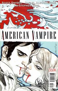 Cover Thumbnail for American Vampire (DC, 2010 series) #3 [Direct]