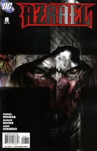 Cover Thumbnail for Azrael (DC, 2009 series) #8