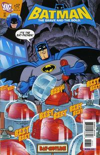 Cover Thumbnail for Batman: The Brave and the Bold (DC, 2009 series) #17