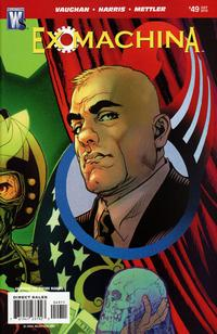 Cover Thumbnail for Ex Machina (DC, 2004 series) #49