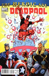 Cover Thumbnail for Deadpool (Marvel, 2008 series) #23