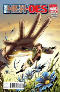 Cover Thumbnail for Her-oes (Marvel, 2010 series) #2