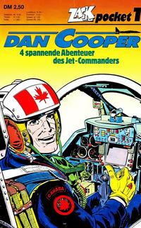 Cover Thumbnail for Zack Pocket (Koralle, 1980 series) #1