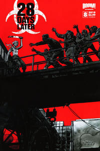 Cover Thumbnail for 28 Days Later (Boom! Studios, 2009 series) #8