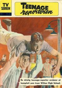 Cover Thumbnail for TV serien (Illustrerte Klassikere / Williams Forlag, 1962 series) #1