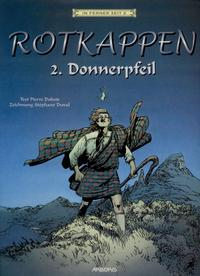 Cover Thumbnail for In ferner Zeit (Arboris, 2000 series) #2 - Rotkappen 2: Donnerpfeil