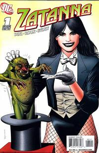 Cover Thumbnail for Zatanna (DC, 2010 series) #1 [Brian Bolland Variant Cover]