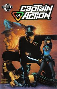 Cover Thumbnail for Captain Action Comics (Moonstone, 2008 series) #5
