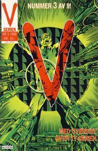 Cover Thumbnail for V-serien (Semic, 1986 series) #3/1986
