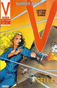 Cover Thumbnail for V-serien (Semic, 1986 series) #4/1986