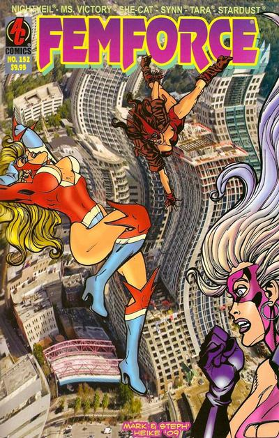 Cover for FemForce (AC, 1985 series) #152