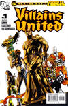 Cover for Villains United (DC, 2005 series) #1 [Third Printing]