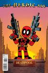 Cover for Deadpool (Marvel, 2008 series) #23 [Giarrusso Cover]