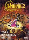 Cover for Valhall (Semic, 1987 series) #2 - Tors brudeferd [2. opplag]
