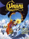 Cover for Valhall (Semic, 1987 series) #4