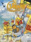 Cover for Valhall (Semic, 1987 series) #8 - Historien om Quark
