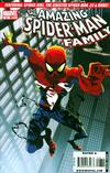 Cover for Amazing Spider-Man Family (Marvel, 2008 series) #8