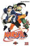 Cover for Naruto (Bonnier Carlsen, 2006 series) #22