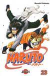 Cover for Naruto (Bonnier Carlsen, 2006 series) #23