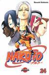 Cover for Naruto (Bonnier Carlsen, 2006 series) #24
