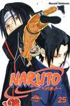Cover for Naruto (Bonnier Carlsen, 2006 series) #25