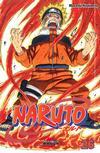 Cover for Naruto (Bonnier Carlsen, 2006 series) #26