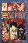 Cover for One Piece (Bonnier Carlsen, 2003 series) #50 - Åter framme