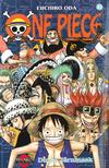 Cover for One Piece (Bonnier Carlsen, 2003 series) #51