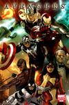 Cover Thumbnail for Avengers (2010 series) #1 [Marko  Djurdjevic Variant Cover]