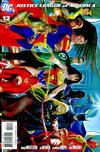Cover Thumbnail for Justice League of America (2006 series) #12 [Second Printing]