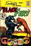 Cover for Black Fury (Charlton, 1959 series) #9 [Schiff's Shoes]
