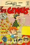 Cover for Li'l Genius (Charlton, 1959 series) #11 [Schiff's Shoes]