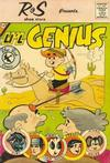 Cover for Li'l Genius (Charlton, 1959 series) #14 [R & S Shoe Store]
