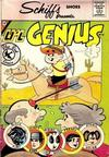 Cover for Li'l Genius (Charlton, 1959 series) #14 [Schiff's Shoes]