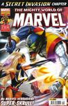 Cover for The Mighty World of Marvel (Panini UK, 2009 series) #9