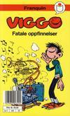 Cover for Viggo [Semic Tegneseriepocket] (Semic, 1990 series) #3 - Fatale oppfinnelser