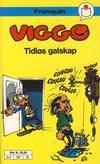 Cover for Viggo [Semic Tegneseriepocket] (Semic, 1990 series) #4 - Tidløs galskap