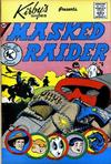 Cover Thumbnail for Masked Raider (1959 series) #6 [Kirby's Shoes]