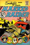 Cover Thumbnail for Masked Raider (1959 series) #6 [Schiff's Shoes]