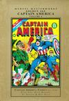 Cover for Marvel Masterworks: Golden Age Captain America (Marvel, 2005 series) #4 [Regular Edition]