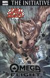 Cover Thumbnail for Omega Flight (2007 series) #1 [Second Printing]
