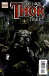 Cover Thumbnail for Thor Giant-Size Finale (2010 series) #1 [Bianchi 1-in-20 Variant]