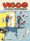 Cover for Viggo (Interpresse, 1979 series) #1 - Viggo - Kvikks kontorbud