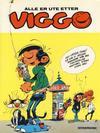 Cover for Viggo (Interpresse, 1979 series) #2 - Alle er ute etter Viggo [1. opplag]