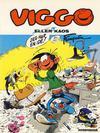 Cover for Viggo (Interpresse, 1979 series) #12 - Viggo eller og kaos
